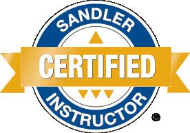 Sandler Trainer, Certified Instructor
